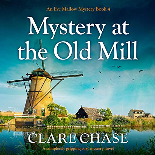 Mystery at the Old Mill cover art