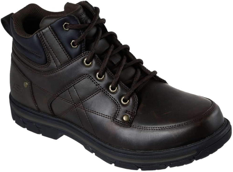 Skechers 65771 Men's Relaxed Fit Segment-Rapton Boot
