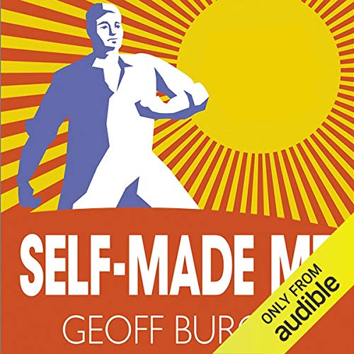 Self Made Me audiobook cover art
