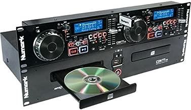 numark dual cd player with mixer