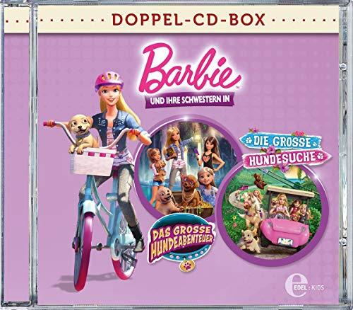 Barbie und ihre Schwestern in : Das große Hundeabenteuer - Die grosse Hundesuche - Die Hörspiele zum Film