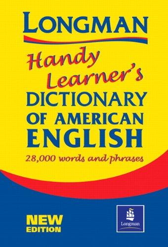Longman Handy Learner's Dictionary of American Englishの詳細を見る