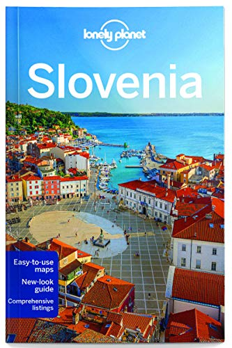 Lonely Planet Slovenia [Lingua Inglese]