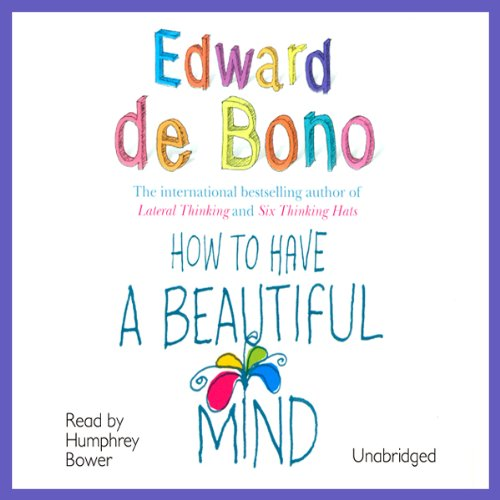 How to Have a Beautiful Mind audiobook cover art