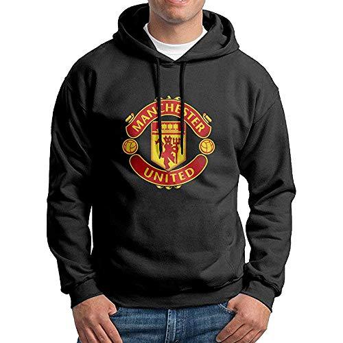 kuang Manchester United Fc Football Club Men's Cool Hooded Sweatshirt Hoodies