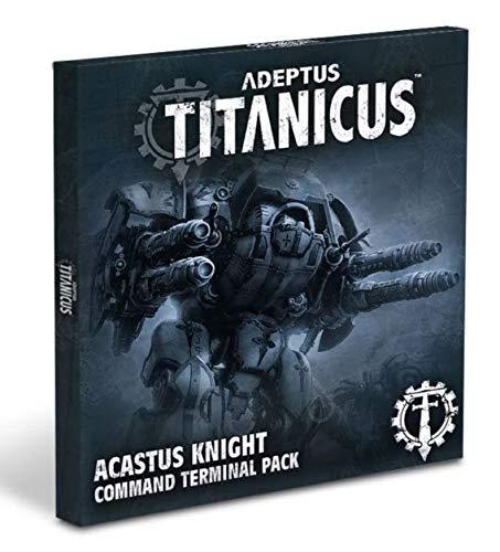 Adeptus Titanicus Games Workshop Acastus Knight Command Terminal Pack 400-31-60