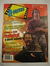 B-Movies #1 1996 Patrick Sean Donahue Kill Squad Savage Instinct Parole Violators