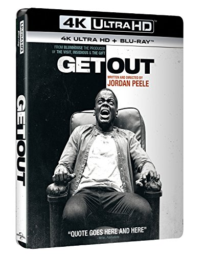 Scappa - Get Out (Blu-Ray 4K UltraHD + Blu-Ray) [Blu-ray]