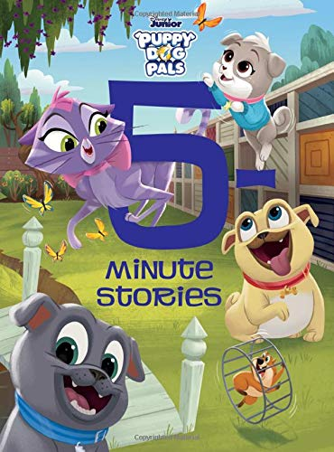 5-Minute Puppy Dog Pals Stories (5-Minute Stories)