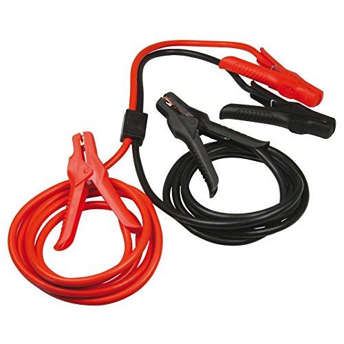 IWH 075634 Starthilfekabel mit Schutzschaltung Alu Pro 40 mm² DIN 25, 25mm²