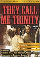 My Name Is Trinity [DVD]