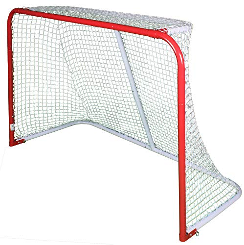 Merco Goal Stahl Hockeytor, klappbar