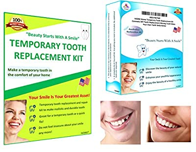 IVORIE Home Temporary Tooth