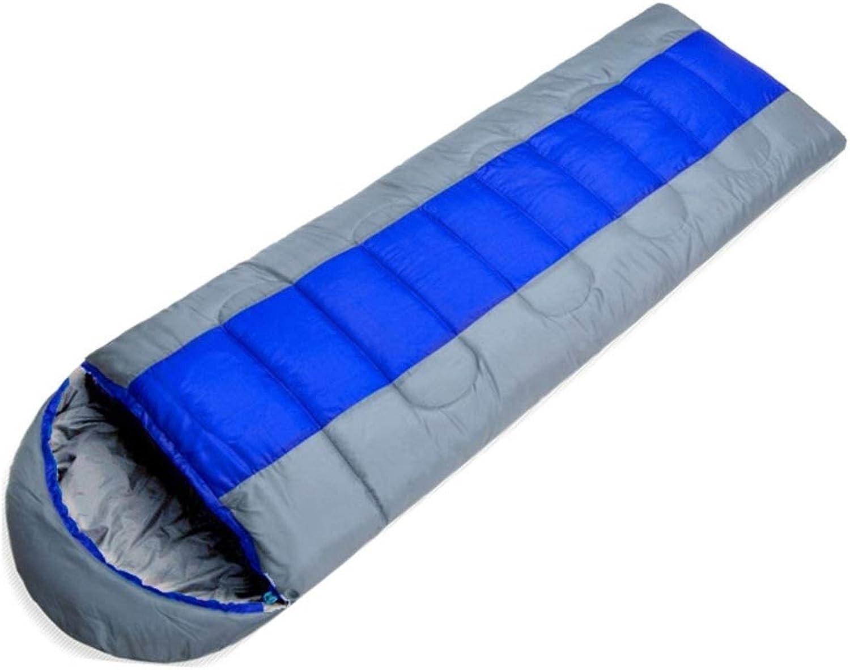 Anglayif Polar Cold Mountain Outdoor Camping Schlafsack Umschlag Schlafsack Kann Paar Doppelschlafsack genht Werden