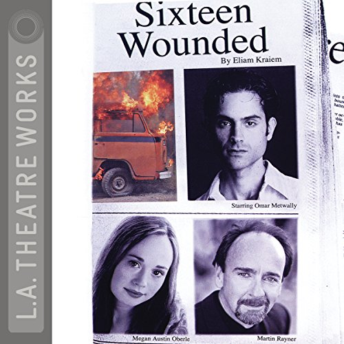 Sixteen Wounded audiobook cover art