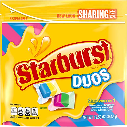Starburst Fruit Chews Candy