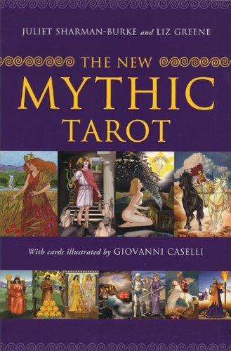 The New Mythic Tarot - Com 78 Cartas