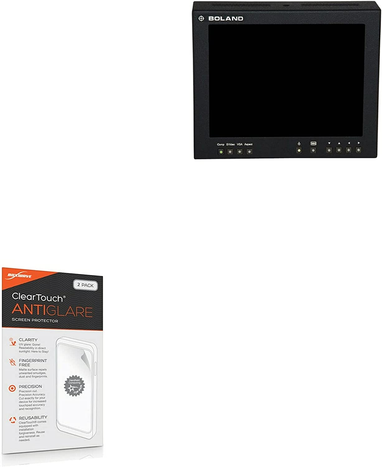 Boland xd08LDB Inventory cleanup selling sale price Screen Protector Anti-Glare ClearTouch BoxWave