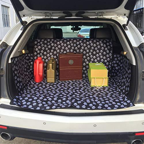 Basa beschermhoes voor tuinmeubelen, beschermkussen voor de kofferbak, eenvoudige bescherming, stofdicht, krasbestendig, 155 x 104 x 33 cm
