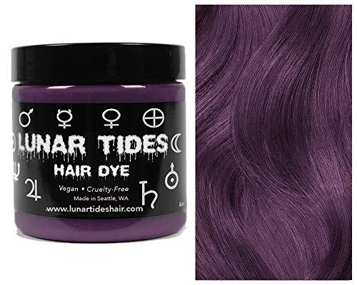 Lunar Tides Haarfärbemittel Semipermanenter Haarfarbstoff Smokey Mauve Lila