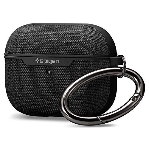 Spigen Urban Fit Compatible con Apple Airpods Pro Funda (2019) - Negro