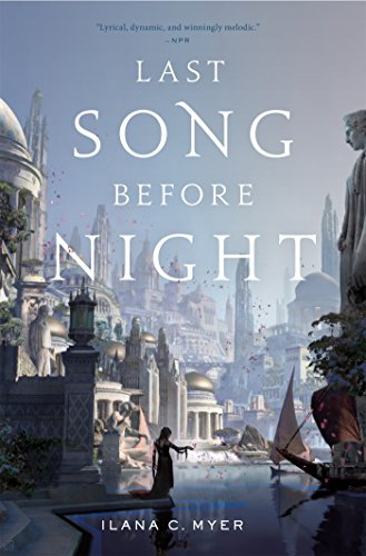 Last Song Before Night: The Harp and Ring Sequence #1