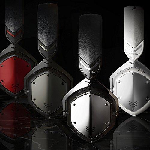 V-MODA Crossfade Wireless (White Silver)