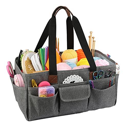 Organizador de bolsos de mano, organizador de bolsos con varios bolsillos, se puede utilizar para...