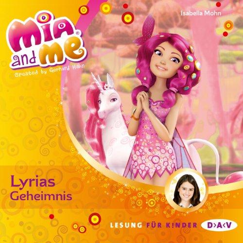 Lyrias Geheimnis (Mia and Me 3) Titelbild