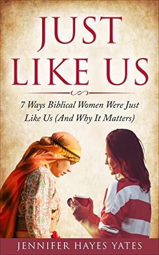 Just Like Us by Jennifer Hayes Yates ebook deal