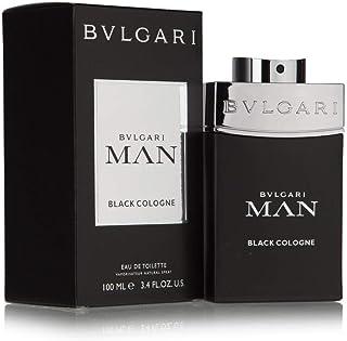 Bvlgari Perfume Bvlgari Man Black Cologne for Men 100ml Eau de Toilette Spray