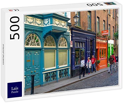 Lais Puzzle Irlanda Dublino 500 Pezzi