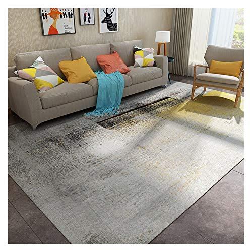 2021 Nuevas alfombras suaves y alfombras para la sala de estar de la casa Alfombra de la sala de estar Alfombras Shaggy Alfombra Lavable Alfombra Soportes Soportes Dormitorio Rug Mullido Área Alfombra