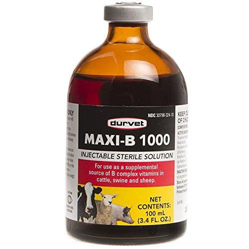Durvet Maxi B 1000 100 ml