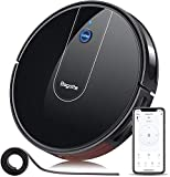 Bagotte BG700 Robot Vacuum Cleaner, 1600Pa WiFi & Alexa Connected Robotic Vacuum Cleaner