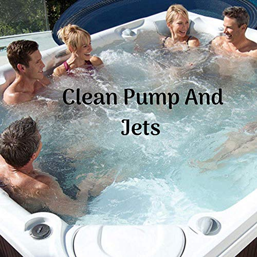 Ahh-Some- Hot Tub Cleaner, Clean Pipes