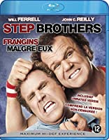 VARIOUS - STEP BROTHERS (2008) - BLURAY (1 BLU-RAY)