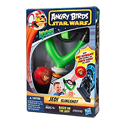 Koosh Angry Birds Jedi Slingshot