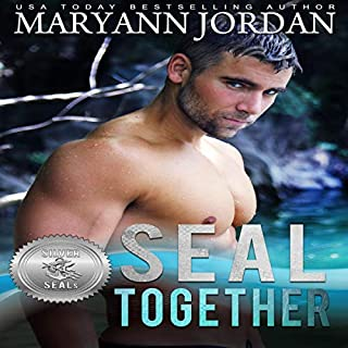 SEAL Together     Silver SEALs, Book 2              Written by:                                                                                                                                 Maryann Jordan,                                                                                        Suspense Sisters                               Narrated by:                                                                                                                                 Garrett Reins                      Length: 6 hrs and 50 mins     Not rated yet     Overall 0.0