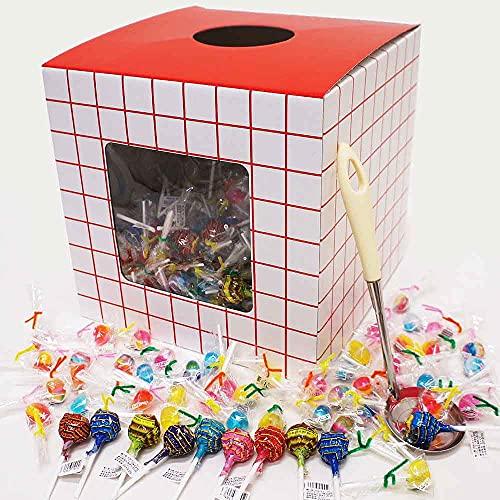 チュッパチャプスと棒飴キャンディーすくいどり 245個  3991