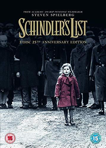 DVD3 - Schindlers List (25th Anniversary Edition) (3 DVD)
