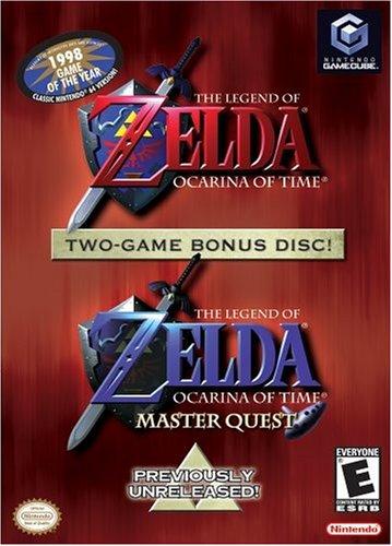 Zelda Two game Bonus disc - GameCube - US