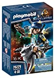 Playmobil Novelmore 70229 - Balestriere Di Novelmore Con Lupo, dai 5 anni