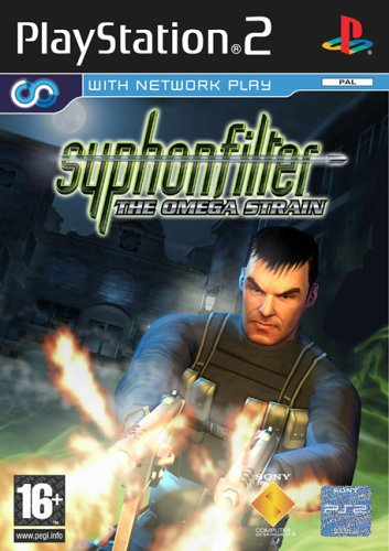 Syphon Filter: The Omega Strain (Playstation 2) [importación inglesa]