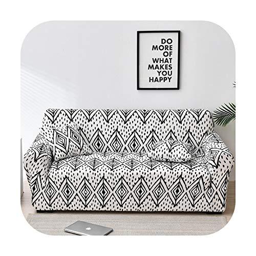 Sofá cubre europeo todo incluido impresión floral para sala de estar sofá toalla muebles caso sillón sofá cubierta de color 15-3-plazas 190-230cm