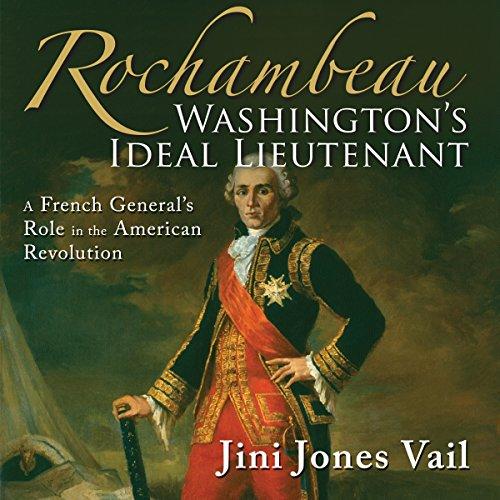Rochambeau Audiobook By Jini Jones Vail cover art