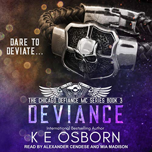 Deviance audiobook cover art