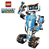 LEGO Boost Creative Toolbox 17101 Fun Robot Building Set and Educational Coding Kit for Kids,...