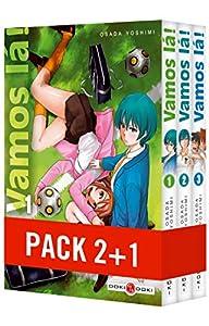 Vamos Lá Pack intégral Tomes 1 à 3