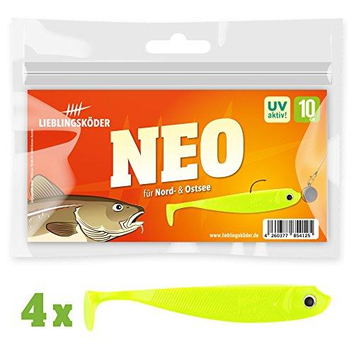 Lieblingsköder Gummifisch Neo 10 cm